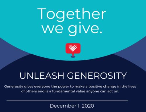 2020 #GivingTuesday